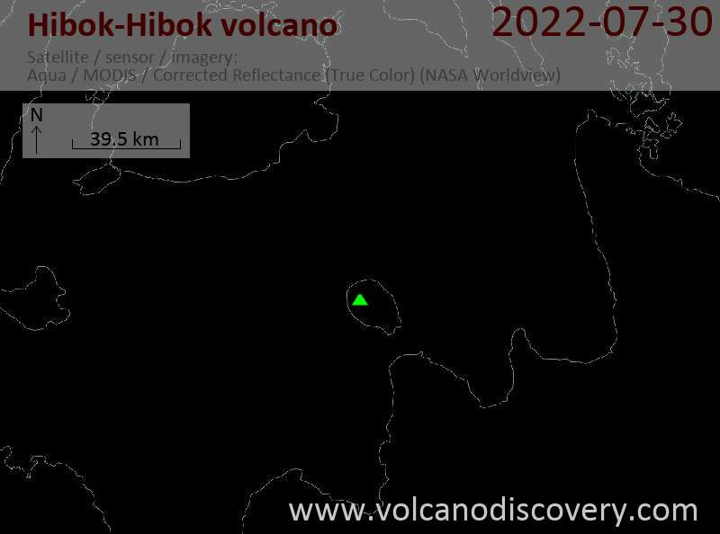 Hibok-Hibok Volcano, Mindanao (Philippines) - facts & information